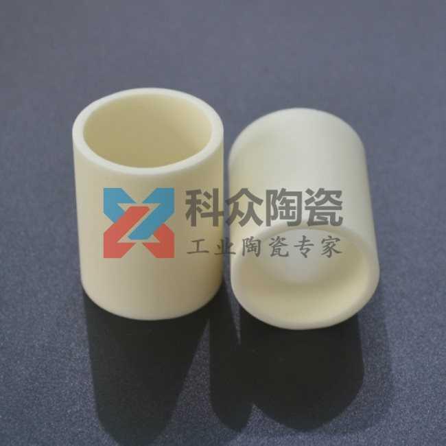 氧化铝耐磨工业陶瓷管
