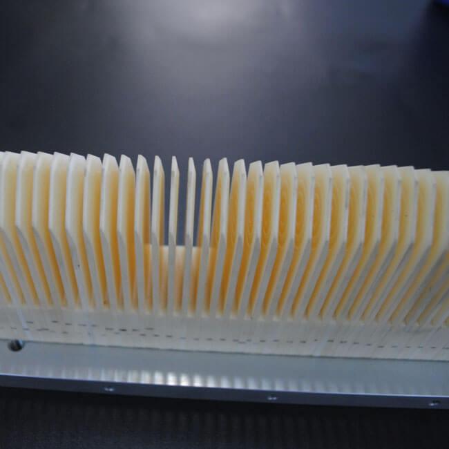 耐磨工业陶瓷刀磨损