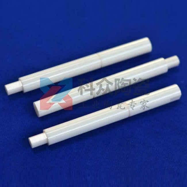 氧化锆工业陶瓷棒加工