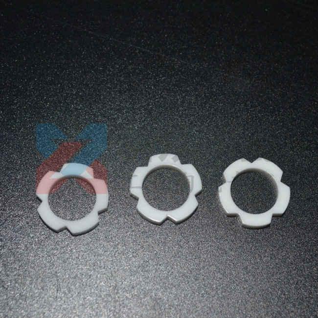 工业陶瓷环绝缘体