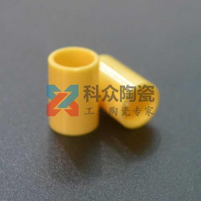 氧化锆绝缘工业陶瓷管