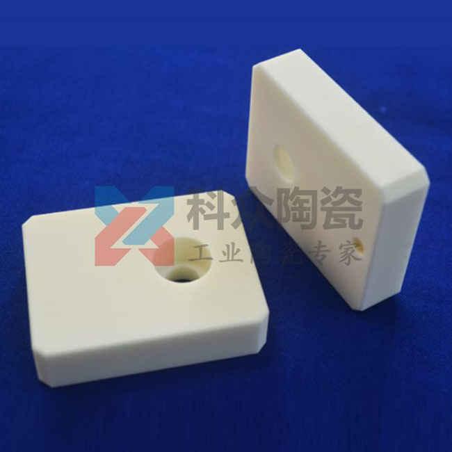 氧化铝耐磨工业陶瓷块