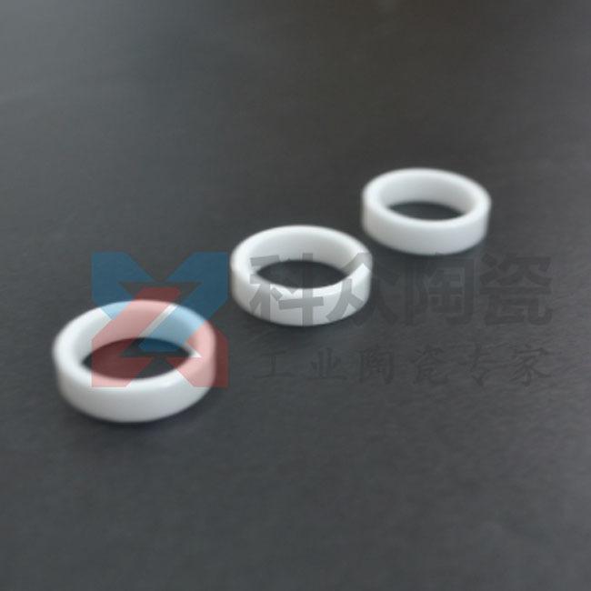 什么是氧化锆陶瓷——工业陶瓷环