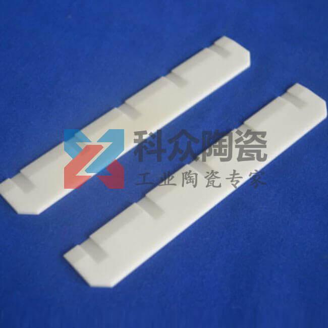 氧化铝工业陶瓷刀片精密加工