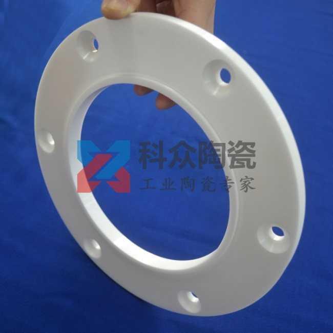 氧化铝95工业陶瓷环