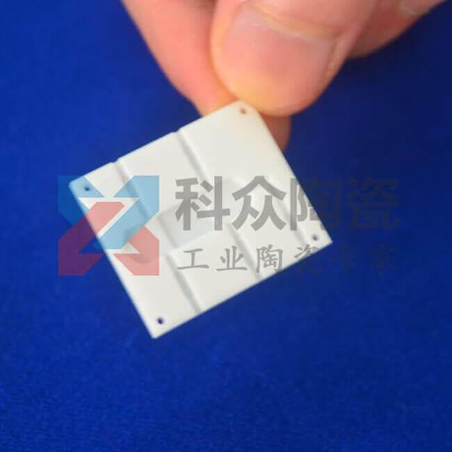 耐磨氧化铝电子工业陶瓷片
