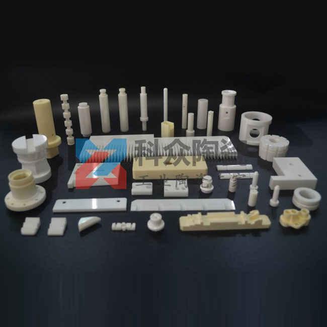 氧化锆和氧化铝工业陶瓷材料