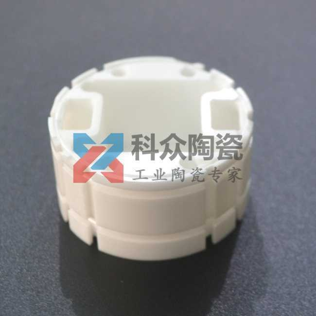 氧化锆白色陶瓷罐