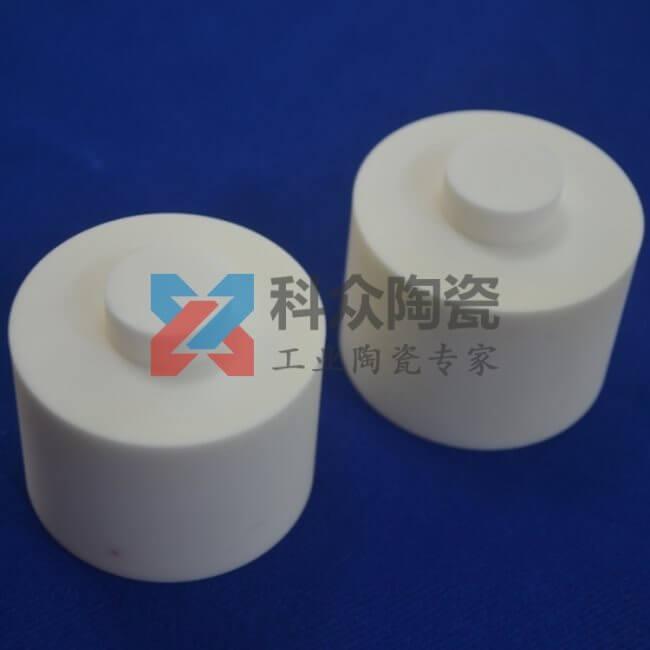 超高温氧化铝陶瓷柱塞
