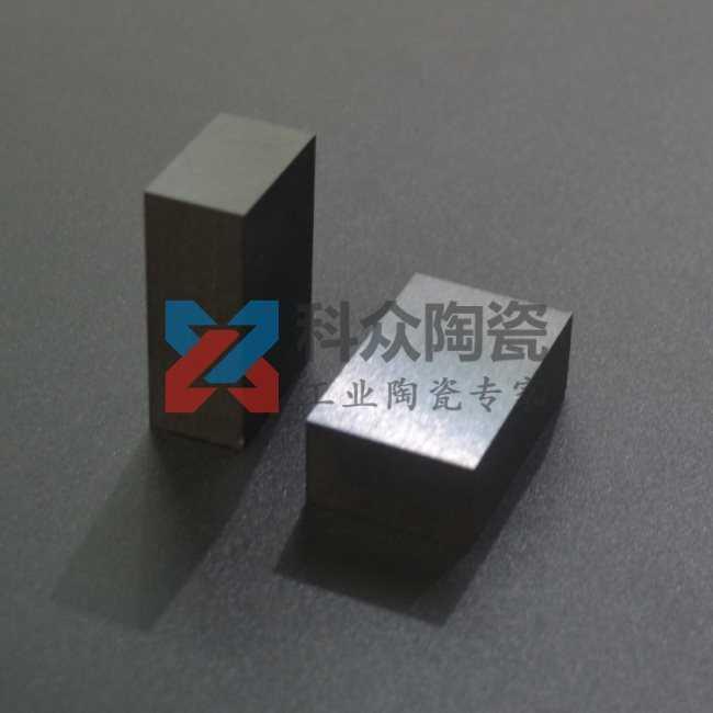 碳化硅黑陶瓷板料