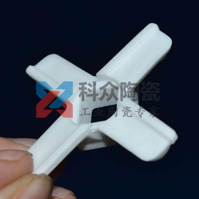 氧化锆工业陶瓷零配件加工攻牙