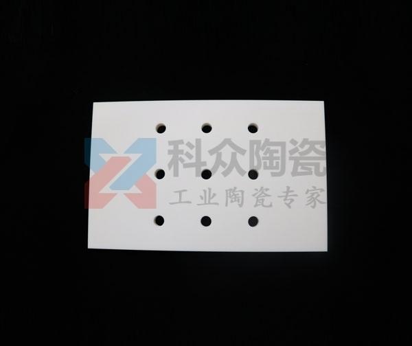 精加工95氧化铝工业陶瓷板片