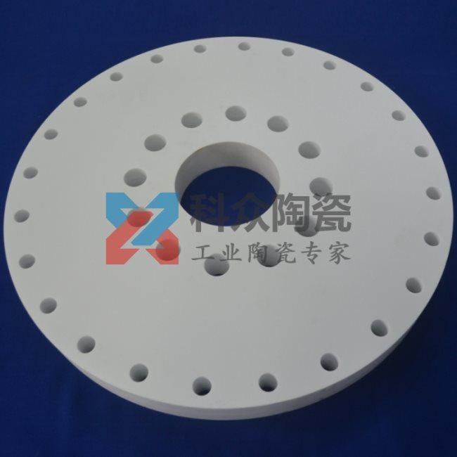 耐热氧化铝陶瓷圆盘