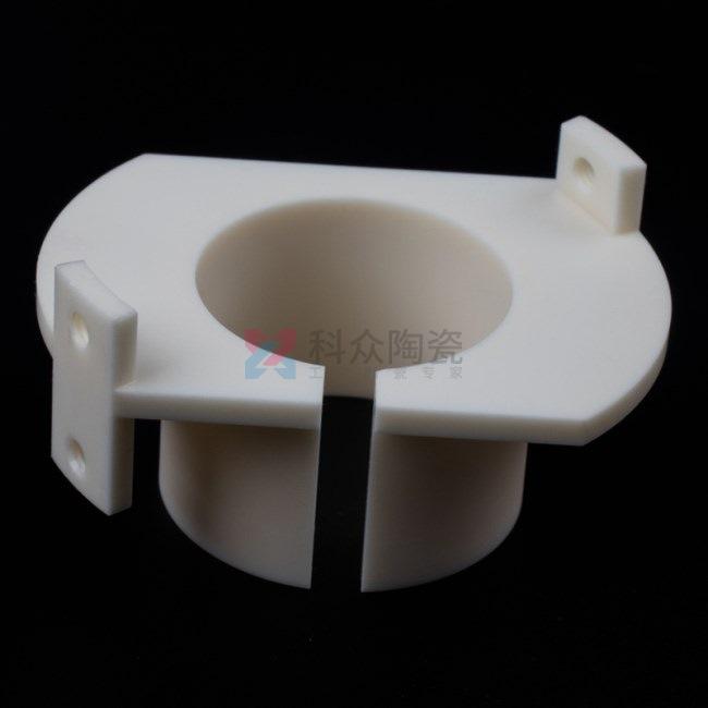 氧化铝工业陶瓷坩埚支架