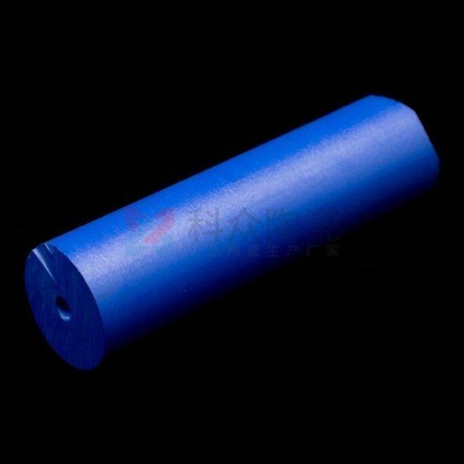蓝色氧化锆工业陶瓷棒