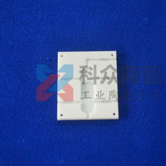 95氧化铝工业陶瓷板开槽