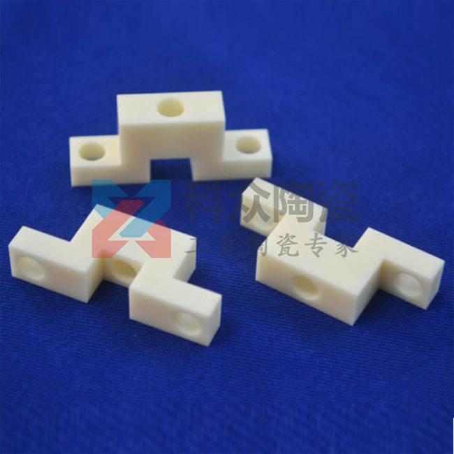 异形99氧化铝工业陶瓷结构件