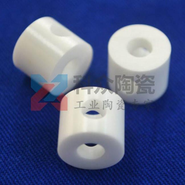 95氧化铝工业陶瓷管打孔