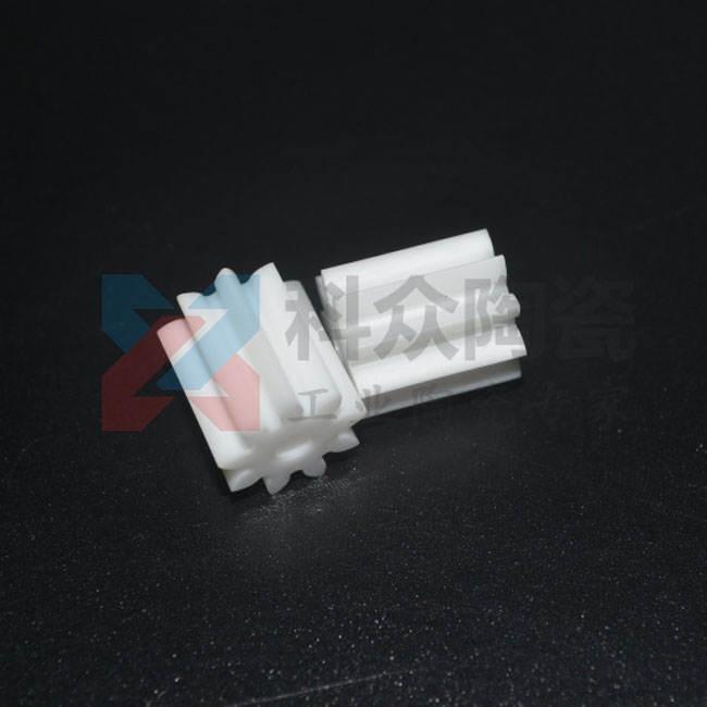 氧化锆工业陶瓷注塑齿轮
