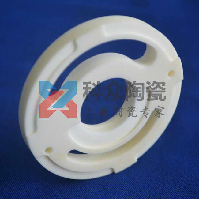 99氧化铝工业陶瓷绝缘垫片