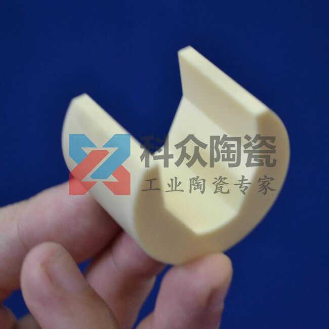 99氧化铝工业陶瓷异形结构件