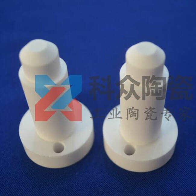 95氧化铝工业陶瓷柱塞定位柱
