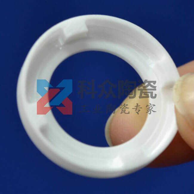 氧化锆工业陶瓷环加工