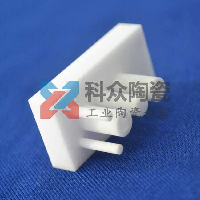 95氧化铝工业陶瓷板异形加工