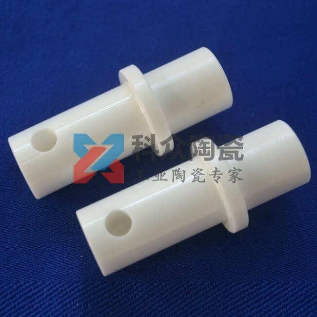 氧化锆工业陶瓷柱塞台阶加工