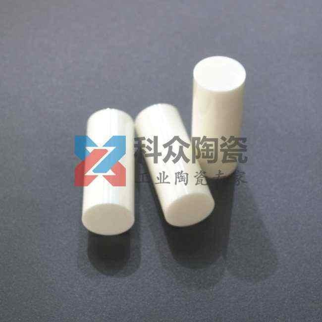 氧化锆工业陶瓷轴芯镜面抛光
