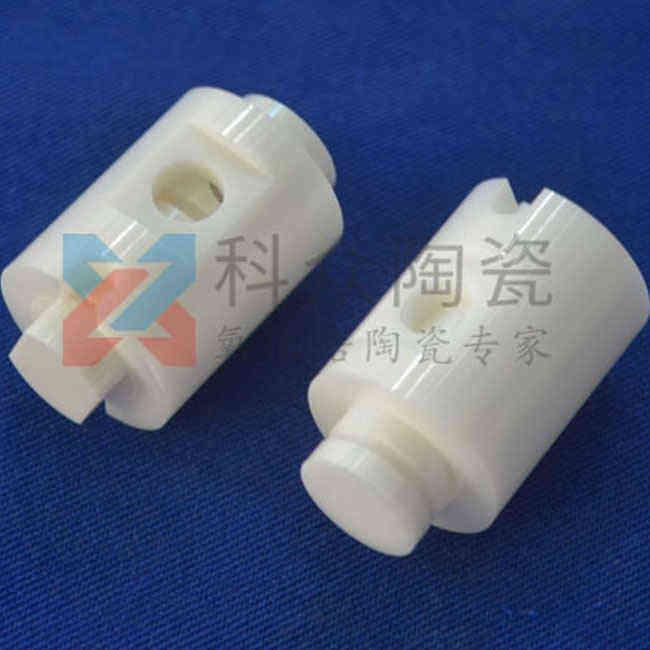 氧化锆工业陶瓷泵抛光加工