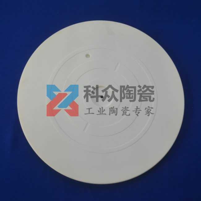 ?氧化鋁工業陶瓷圓板
