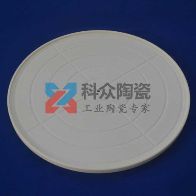 氧化铝工业陶瓷圆板
