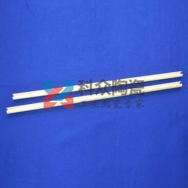 异形99氧化铝工业陶瓷管