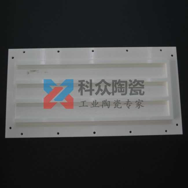 氧化锆工业陶瓷板精密加工
