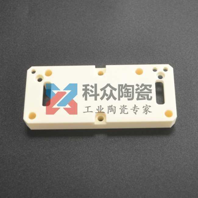 99氧化铝工业陶瓷板异形件