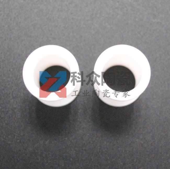 氧化锆工业陶瓷环弧面
