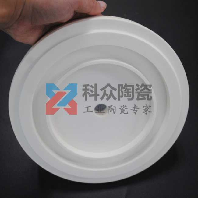 95氧化鋁工業陶瓷板法蘭盤