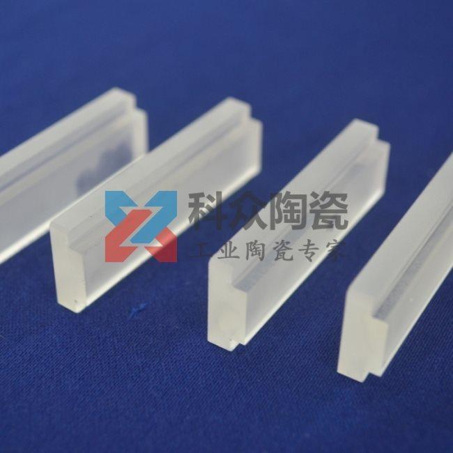 微晶玻璃工业陶瓷材料