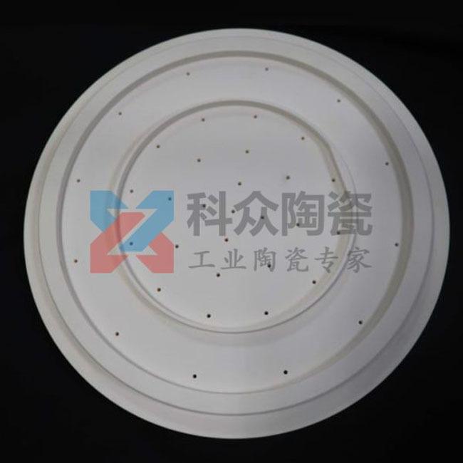 95氧化鋁工業陶瓷圓板