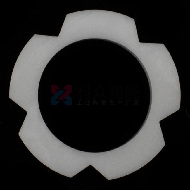 工業氧化鋯陶瓷是無模成型的優點(圖)
