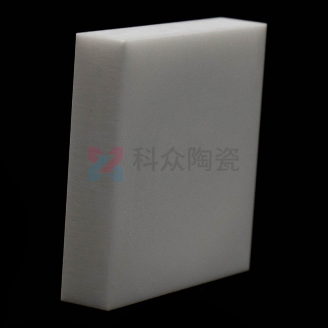 氧化锆工业陶瓷块开槽加工