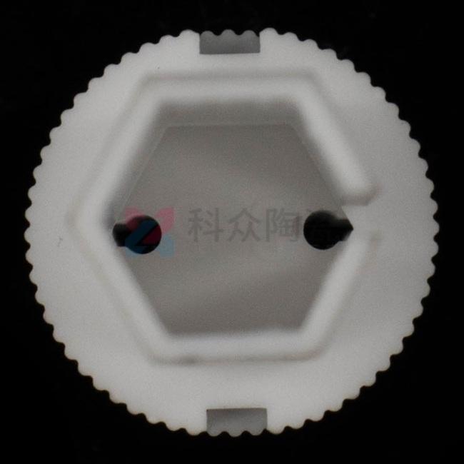 氧化锆工业陶瓷旋转开关阀芯