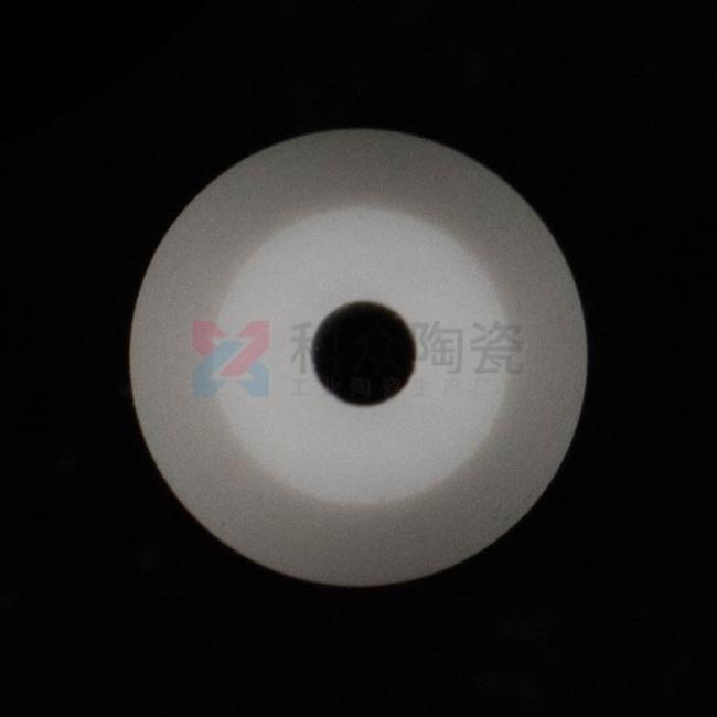 95氧化铝工业陶瓷喷嘴射嘴