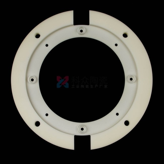 氧化铝多孔工业陶瓷环