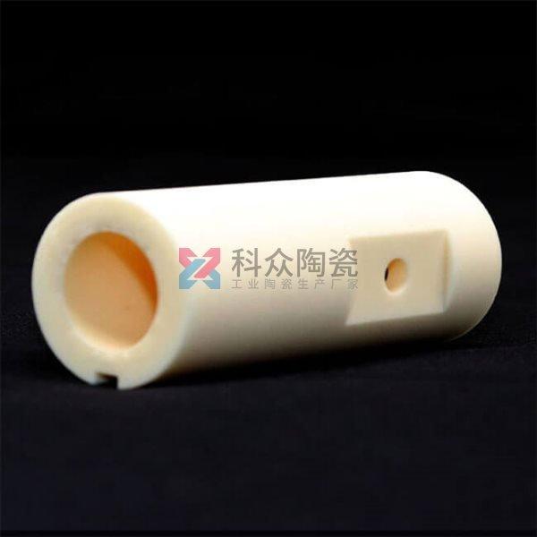 氧化铝陶瓷管带孔