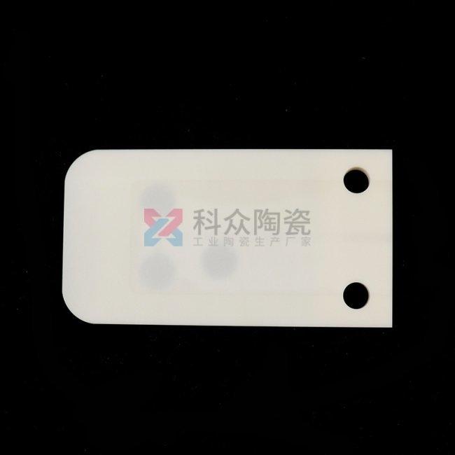 氧化铝工业陶瓷板打孔