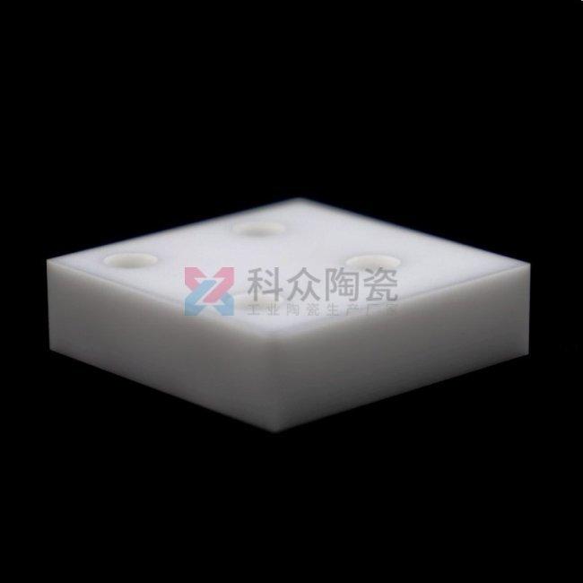四孔氧化锆工业陶瓷块