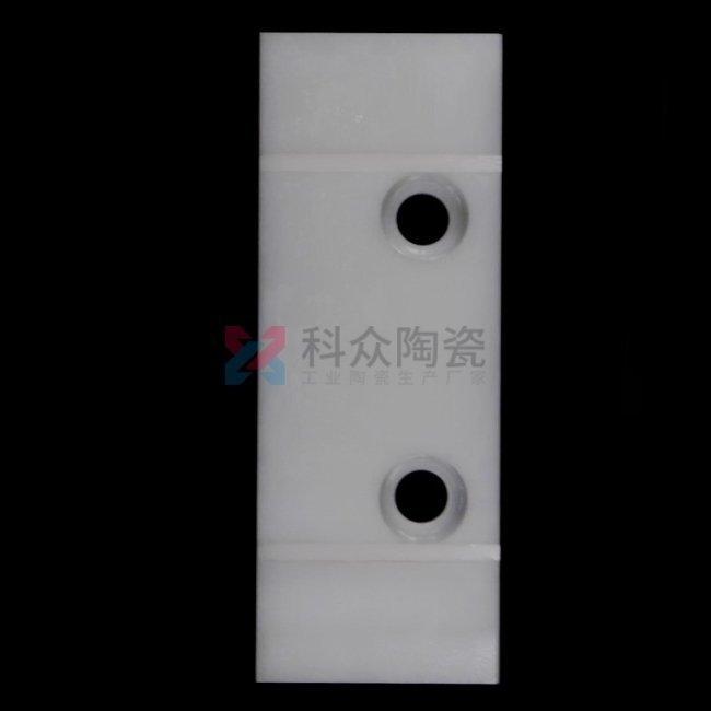 两孔氧化锆工业陶瓷块