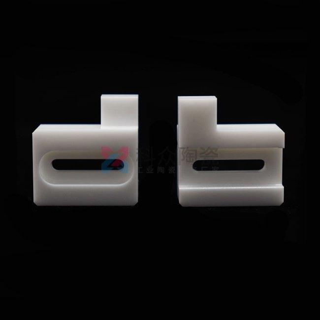 氧化锆工业陶瓷新线弯折整形上块